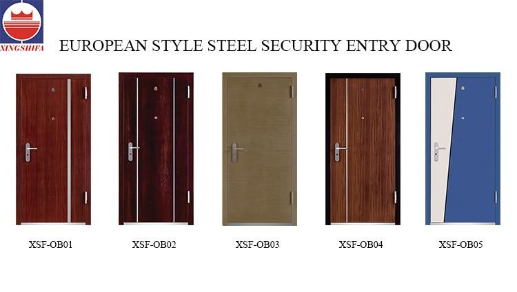 XSF European Style Steel Door