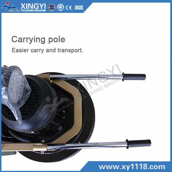 Carrying pole