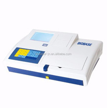 Easy operated semi auto blood biochemistry analyzer, Lab testing equipment(whatsapp:+86-18396857195)