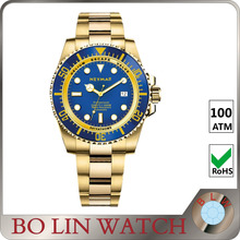 watch branded men, 200atm diving watch AAA grade, diver watch high end finishing
