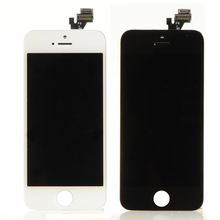 Mass supply 4.0 inch color lcd touch screen for iphone 5