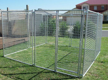 Dog Kennel Fencing Run