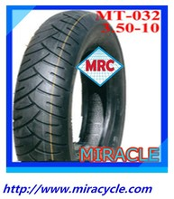 Heavy duty radial off the road rubber high way scooter tyre motorcycle tire 3.50-10 made in CHINA