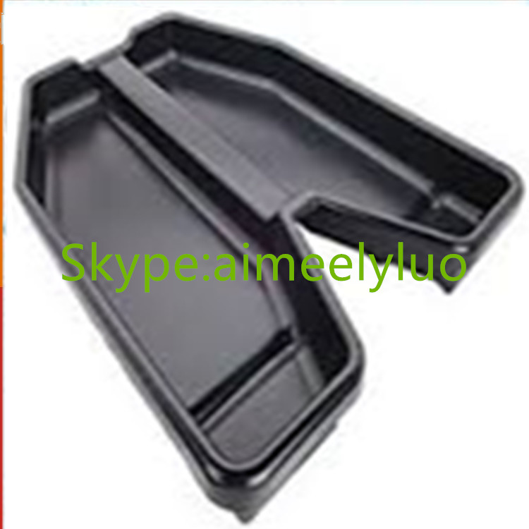 OEM Plastic auto interior or exterior decoration parts / injection moulding part plastic auto mold
