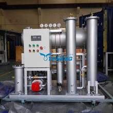 JT Turbine oil hydraulic oil ship oil dehydration water removal machine