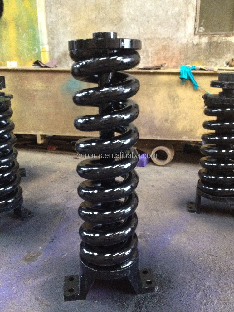 for Daewoo tension spring assy for DH220 track adjuster excavator recoil spring assembly