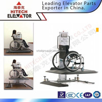 Disabled elevator/Used for wheel chair at home