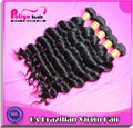 Perfect quality 2014 new arrival real mink Brazilian hair bulk buy from China