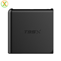 Highly recommended T95X internet tv set top box s905x firmware update t95x android smart tv box