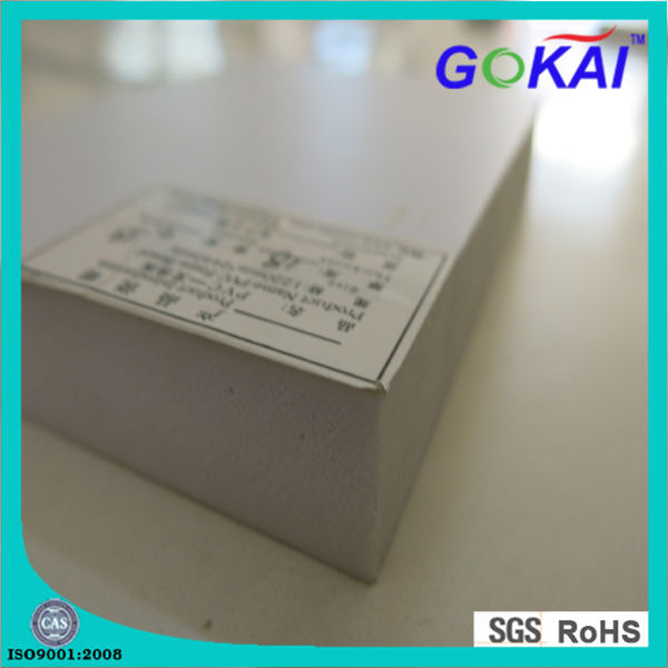 China products cheap Closed cell pvc foam board <strong>10mm</strong>