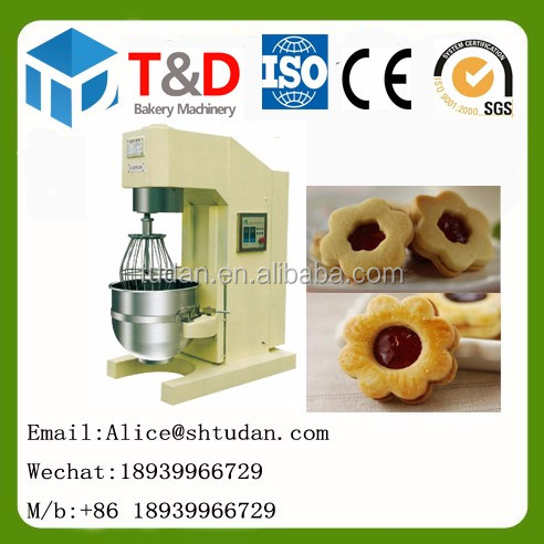 T&D Commercial planetary mixer for cake cookies industrial cookies dough mixer industrial bakery planetary mixers