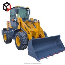 weifang articulated mini 2t front shovle wheel loader MR930 small pay loaders for sale