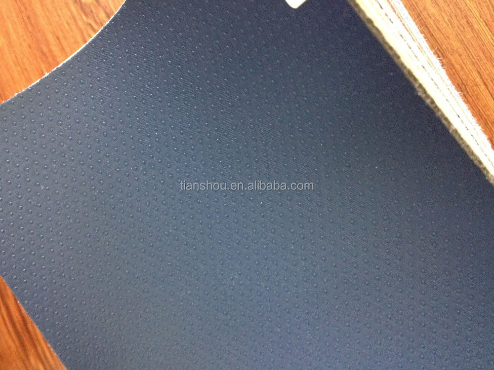 New design AW-171 1.4mm non woven backing pu synthetic leather