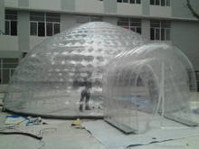 Grand Inflatable Party Tent With High Quality Inflatable Clear Large Tent For Sale