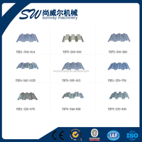 High Qualiy types of Color Coated Zinc Corrugated Metal Roof tiles/ galvanized metal roofing sheet