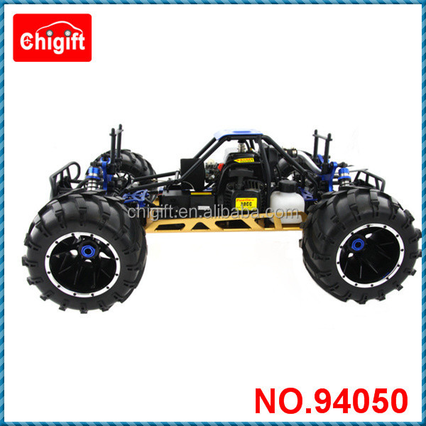 RC Model Huge Size Gas powered 4x4 rc trucks for sale 94050
