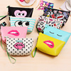 colorful clutch bag pu cosmetic bag for travel fashional clutch bags with large capability for ladies