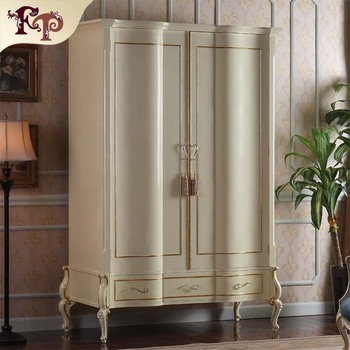 European style bed room furniture italian luxury wooden wardrobe