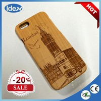 Hot selling handmade wooden wood case for iPhone 5s for iphone 5s wood case