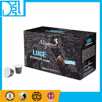 Instant Coffee Kosher Italy Import LUCE Espresso 50 coffee