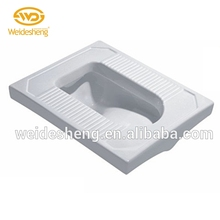 Hot selling chaozhou squat pan wc, wc toilet squatting pans, bathroom squat pan