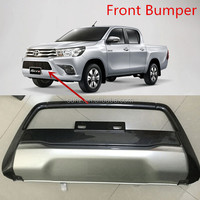 Car Front Bumper Guard for REVO Hilux 2015 2016 Front bumper parts