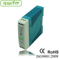 DIN Rail Power Supply LED Driver Approved CE 10W
