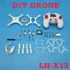 LH X13 2 4g Mini Quadcopter