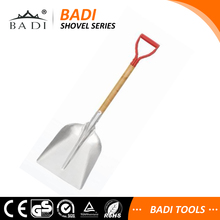 wholesale long handle aluminum blade snow shovels