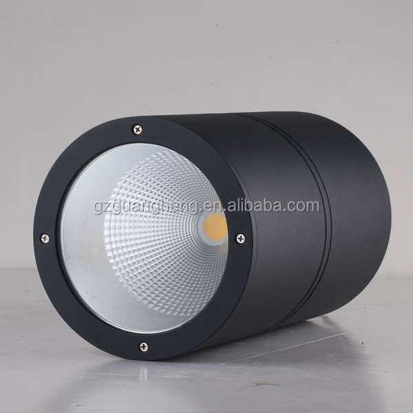 2016 China Supplier Modern Black Light Shade LED Chip <strong>Downlight</strong>