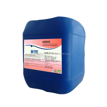 Acid Filling Film Cleaning Agent