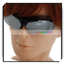 1280x720 HD 170 Degree Wide Angle Lens Remote Control Cheap Digital Video Sunglasses Camera Black