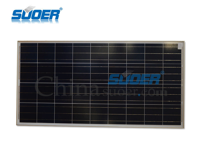 High Efficiency Flexible Solar Cell 120w 18v Polycrystalline PV Solar Module