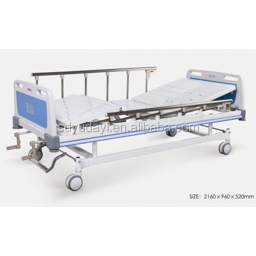 2-high/low manual medical bed