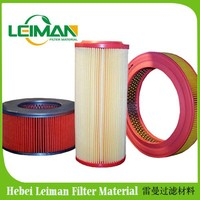 Non_woven air fabrics/air filter for truck