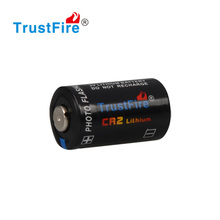 TrustFire CR2 Digital Battery 3.0V 750mAh not rechargeable battery