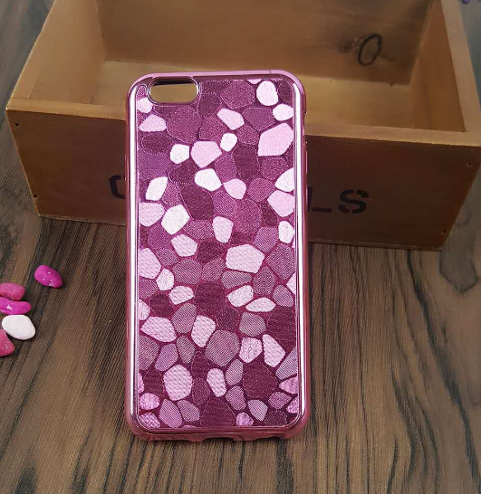 New products mobile casing stone case for iphone 7 plus phone case tpu & PC