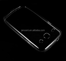 transparent tpu case for samsung galaxy core i8260 i8262 waterproo