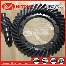 NITOYO 6X40 6X37 6:37 6:40 CROWN PINION MC075133 MC075131 for MITSUBISHI FUSO Canter PS135 Crown Pinion