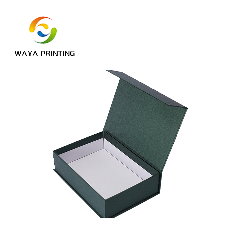 Factory fair price high grade custom logo recycled foldable paper box