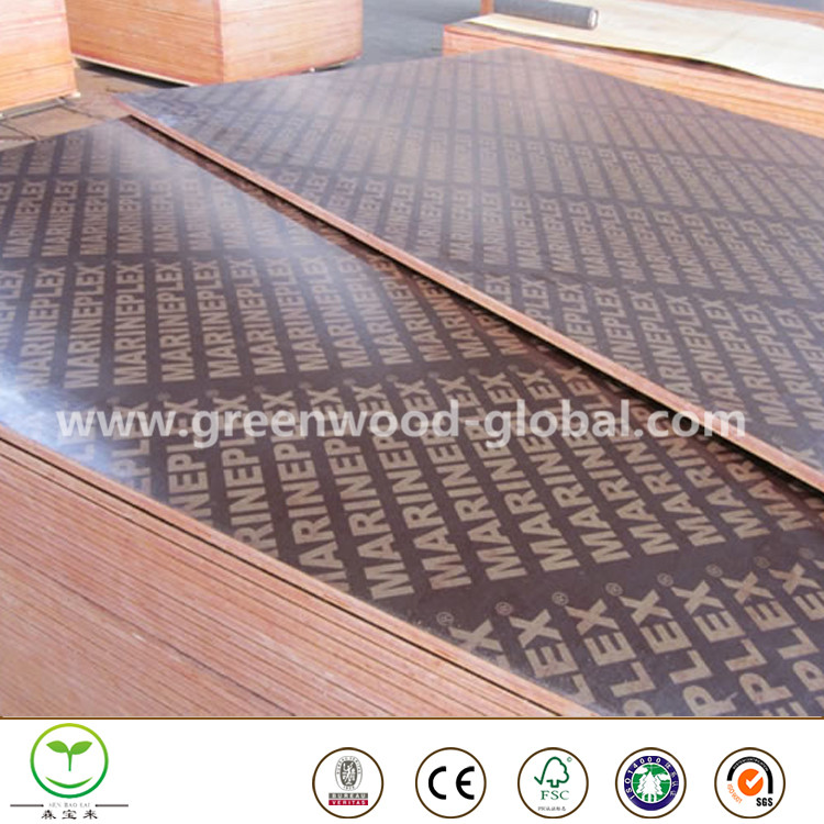 12mm film faced plywood with cheap price