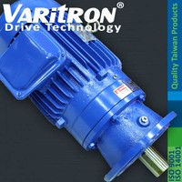 Varitron Cyclo Drive Gear box Speed Reducer Motor C52 planet green