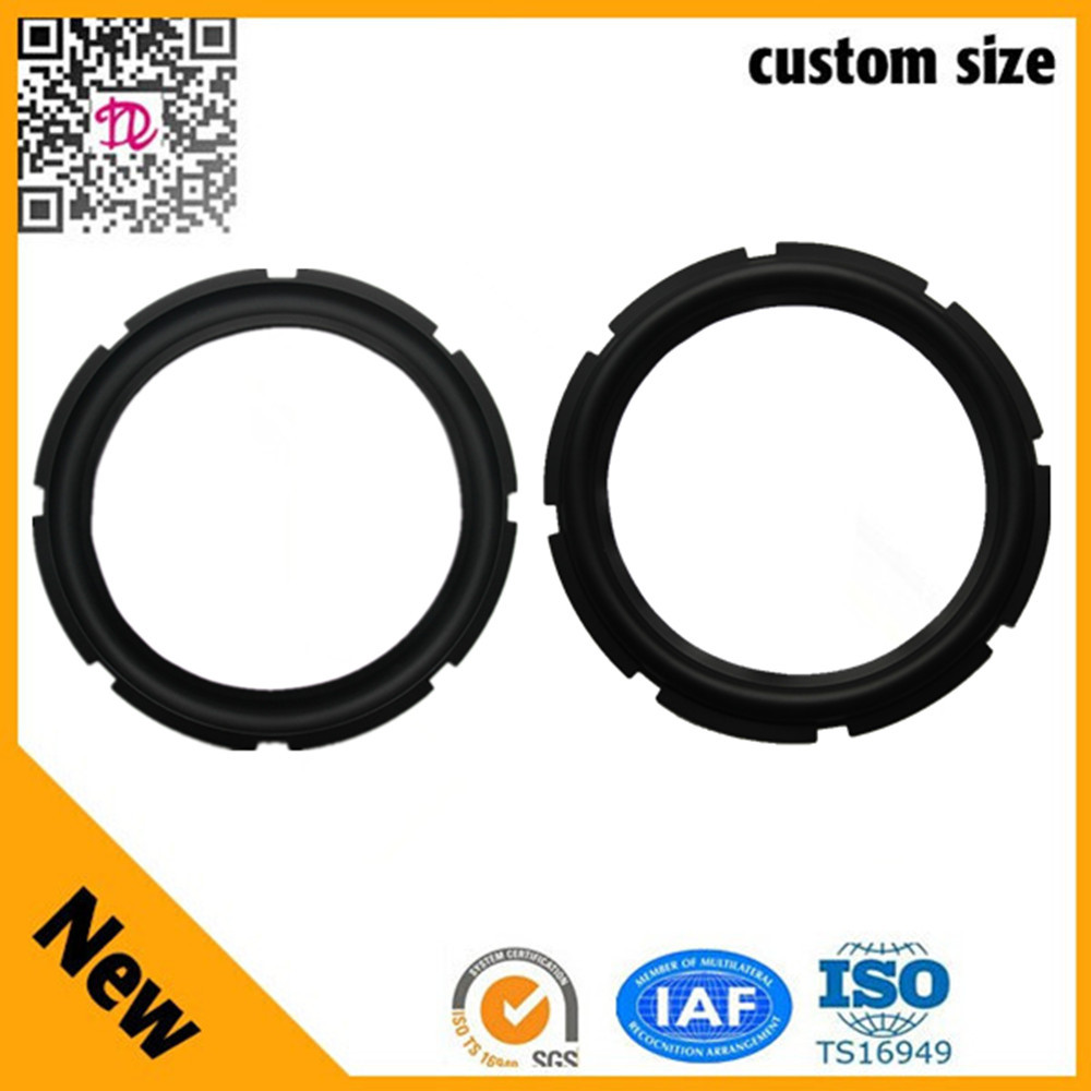 10inch rubber edge chipped rubber edge trim