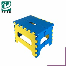 Ez Fold Step Square Small Collapse Industry Stools