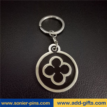 Sonier-pins flower shape keychain for sale keychains making supplies
