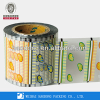 Packaging Film For Instand Noodles with High Barrier