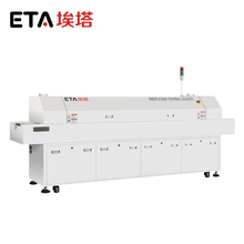 Full Hot Air Desktop Automatic PCB Soldering Machine ETA A600 SMT LED Reflow Oven