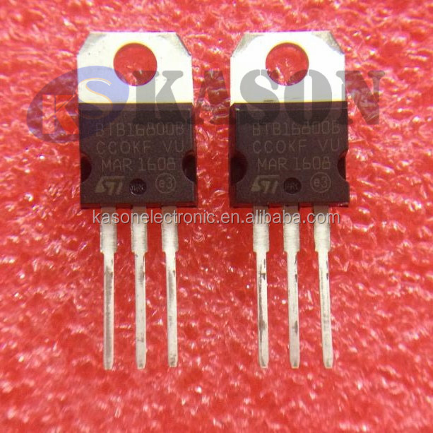 BTB16-800B TO-220 IC Integrated Circuit The best quality