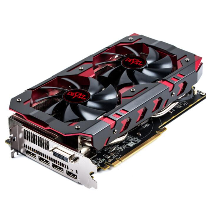 Maxsun/Sapphire RX 570 RX 580 Wholesale Graphic Cards Ready Stock