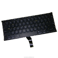 Professional New US Layout Laptop Keyboard Replacement For Macbook Pro A1369 2010
